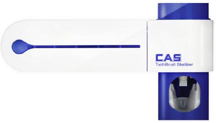 Dụng cụ khử trùng bàn chải CLB-3000