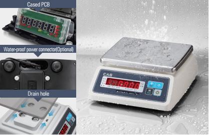 Cân điện tử chống nước SWII-W